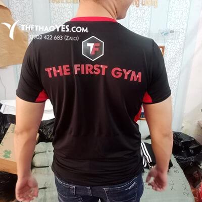 Áo tập gym nam đẹp