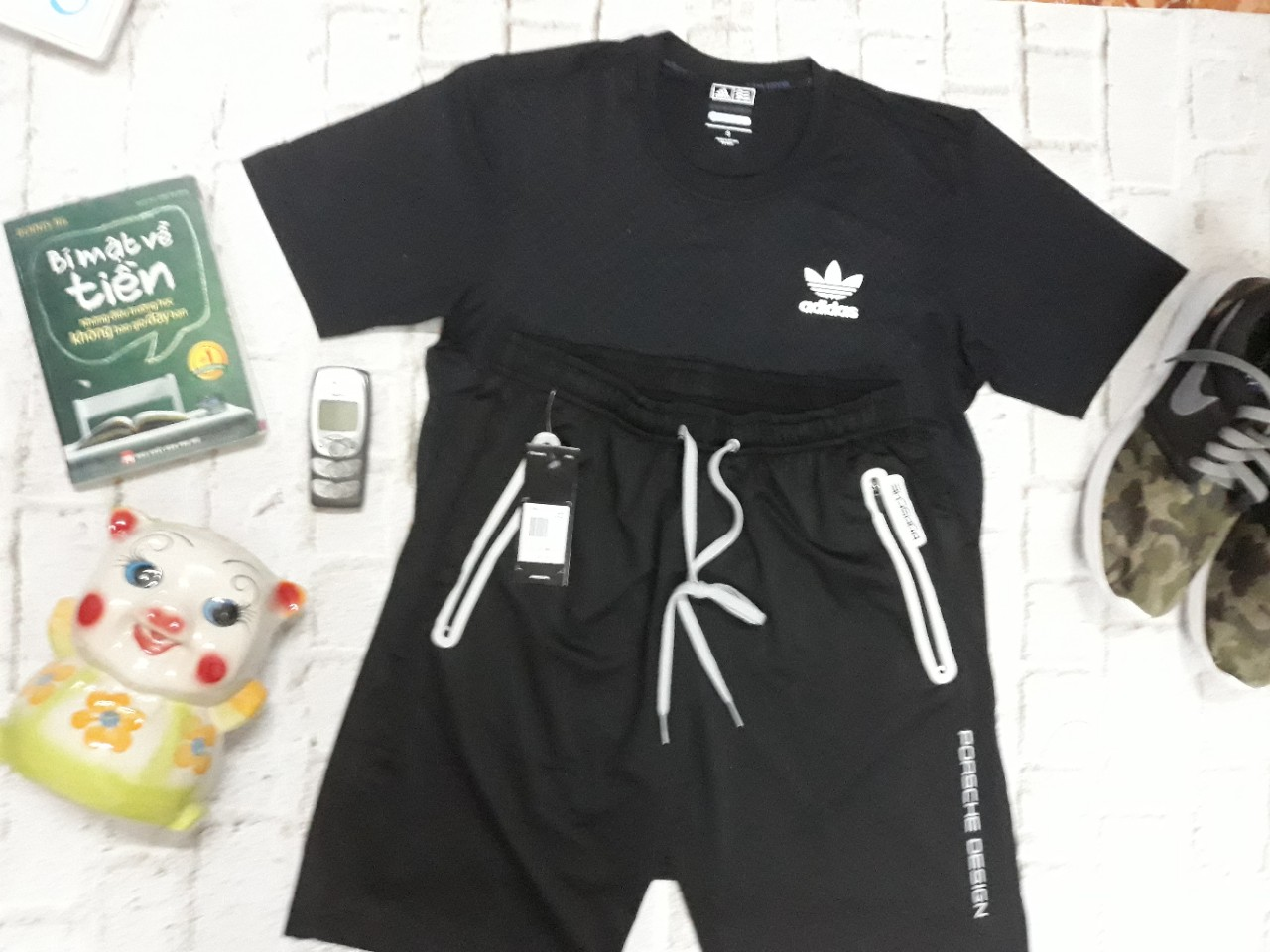 bộ quần áo thể thao nam adidas