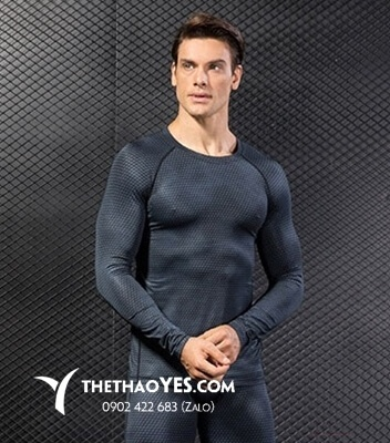 Áo thun tập gym nam body