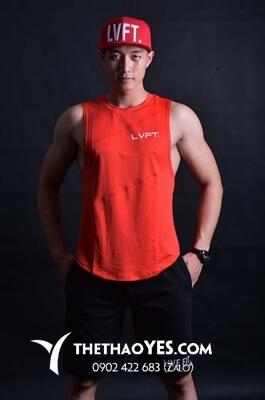 Áo thun tập gym nam tantop.
