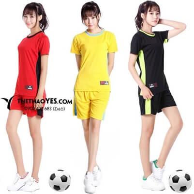 bộ thể tthao bóng đá nữ