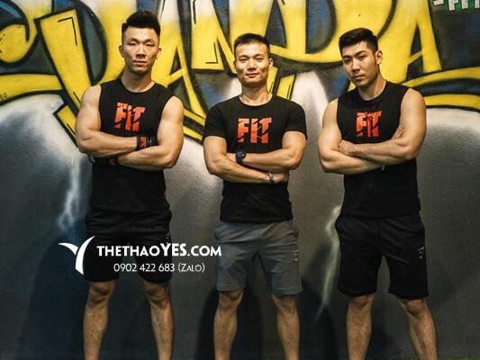 Bộ đồ tập gym nam FIT