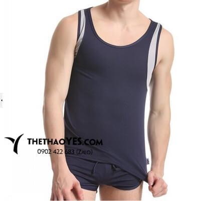 áo thun tập gym nam ba lỗ