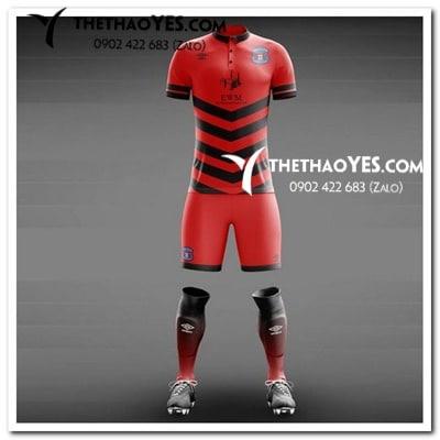 may quần áo đá bóng cao cấp