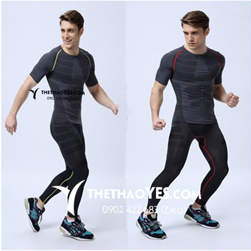 quần áo tập gym nam