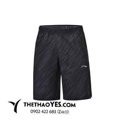 quần short thể thao nam sọc