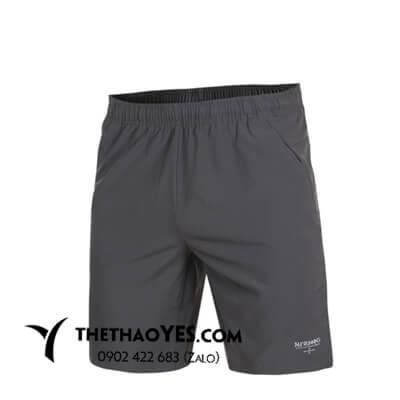 quần dài thể thao nam trơn vải dù
