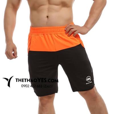 quần short tập gym nam đẹp
