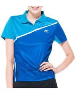 áo đồng phục vải thể thao đẹp