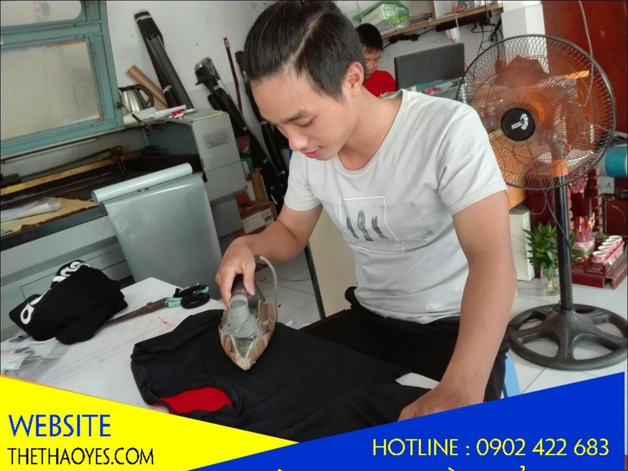 Xưởng xuất khẩu áo đồng phục