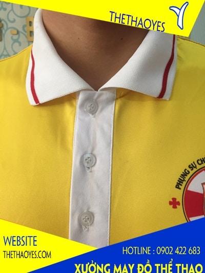 in áo đồng phục tphcm,