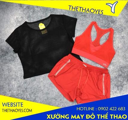 đồ tập gym nữ tphcm