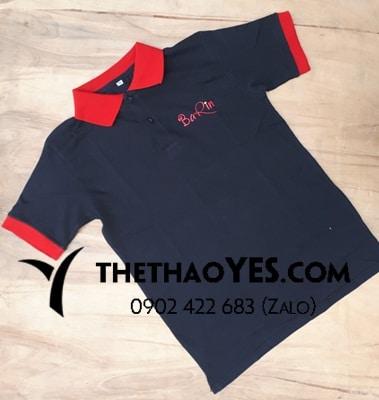 đồng phục vải thể thao