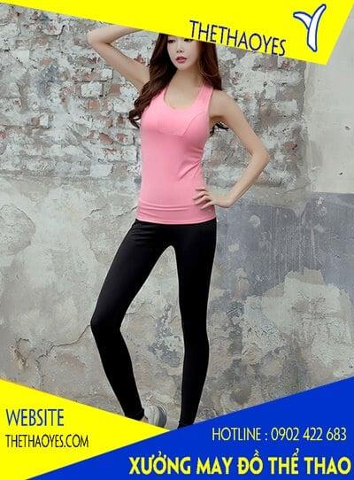 đồ tập yoga aerobic