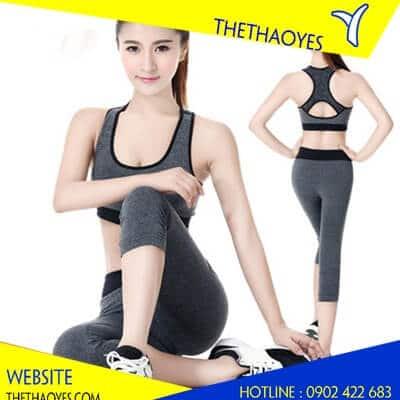quần áo yoga hà nội