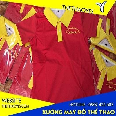 may áo đồng phục quận 12