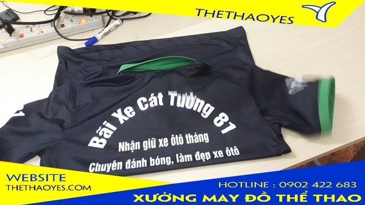 ao dong phuc cao cap