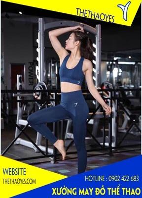 quần áo tập yoga adidas