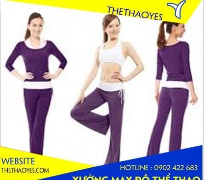 quần áo yoga cho bà bầu