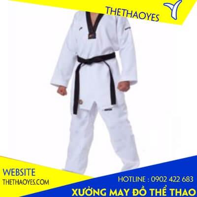 đồng phục thể thao võ nhạc teakwondo