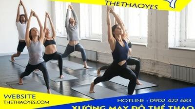 bộ đồ tập yoga mùa hè