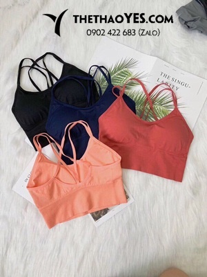 áo thể thao bra