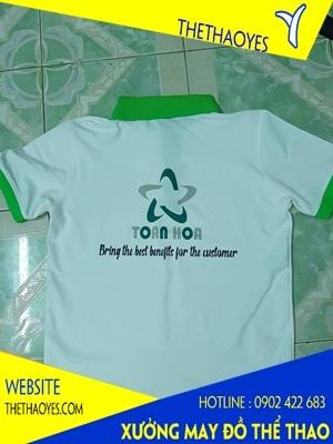 áo đồng phục công ty ao thun
