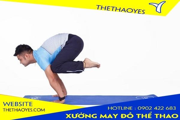 đồ tập yoga nam