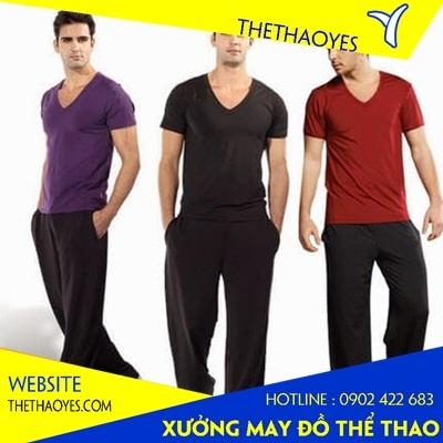 mua quần áo tập yoga nam