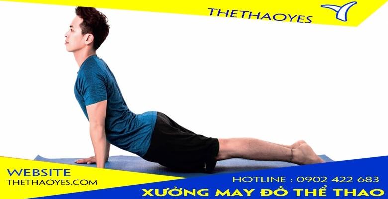 quần áo tập yoga nam tphcm
