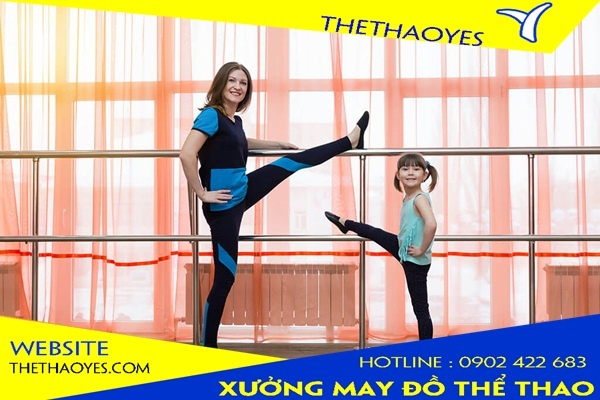 xưởng may đồ tập gym yoga