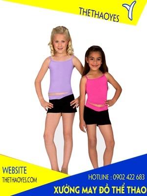 trang phục aerobic đẹp