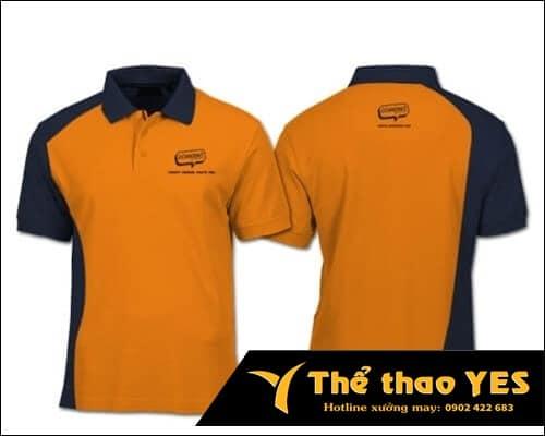 may áo đồng phục công ty