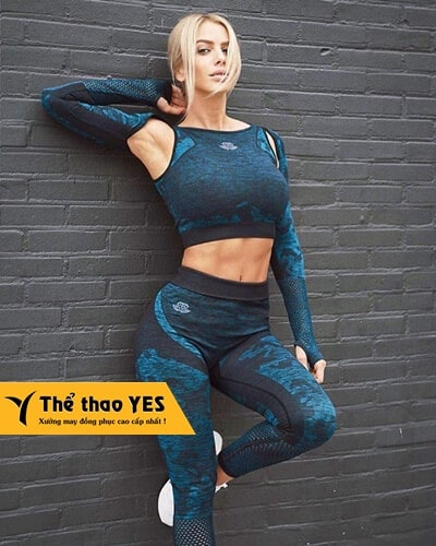 bộ đồ tập yoga rẻ