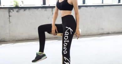 đặt may quần dài thể thao nữ