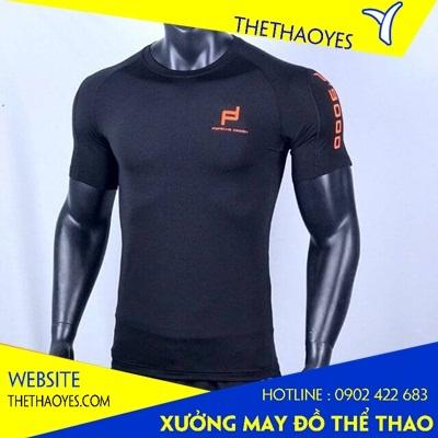 áo thun body tập gym dành cho nam