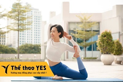 bộ tập yoga nữ đẹp