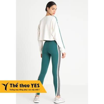 quần áo tập gym nữ adidas chính hãng