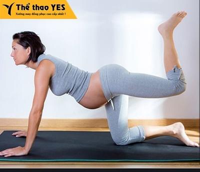 quần áo tập yoga cho bà bầu