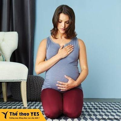 Đồ yoga dành cho bà bầu