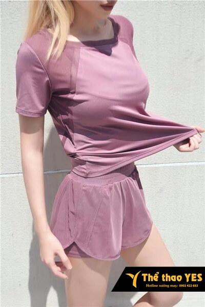 May bộ đồ tập gym nữ hải phòng