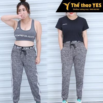 quần áo tập aerobic cho người mập rẻ