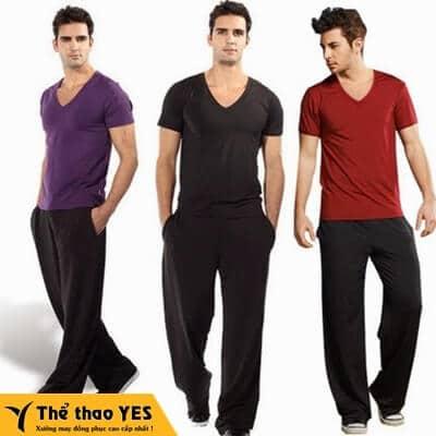 quần áo tập gym nam giá rẻ