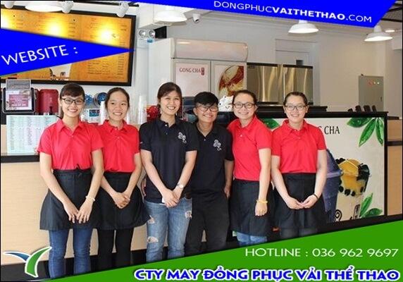 xưởng may quần áo đồng phục