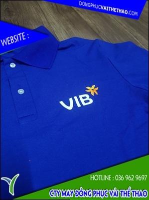 may áo đồng phục ngân hàng giá rẻ