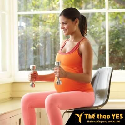 Đặt may đồ tập aerobic dành cho bà bầu quận 3