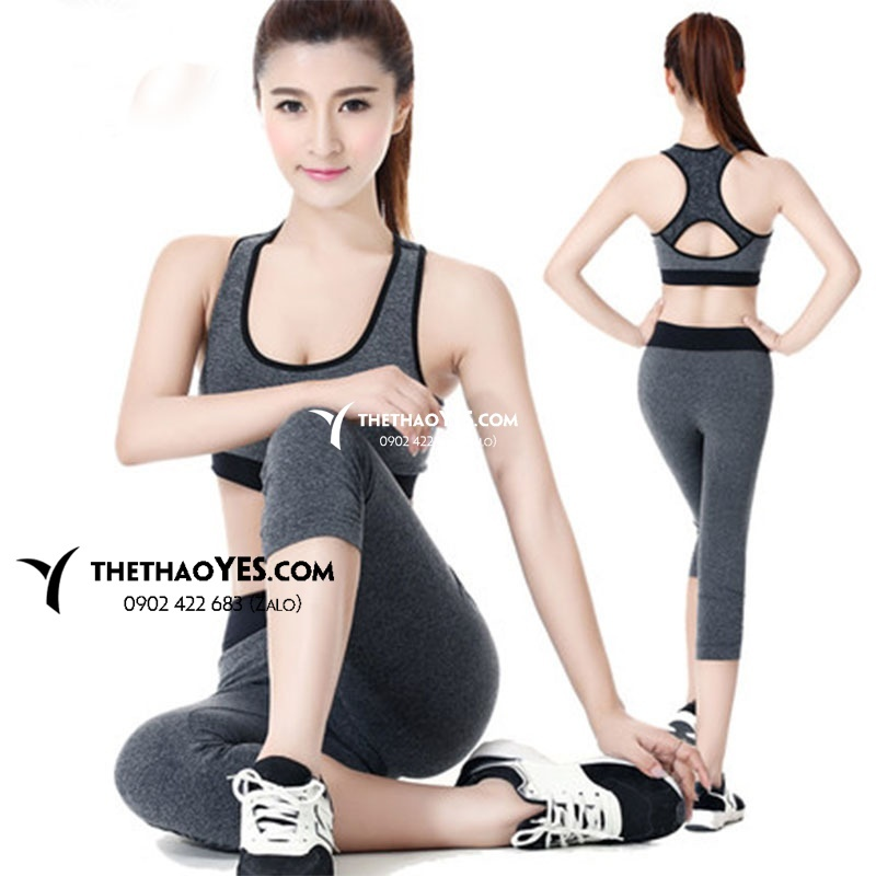 quần áo tập gym cho nữ