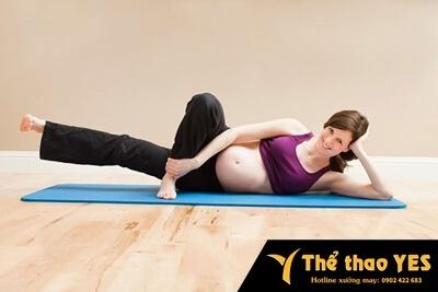 Đặt may đồ tập aerobic dành cho bà bầu quận 7