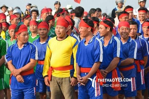 Đồng phục các hội đua thuyền