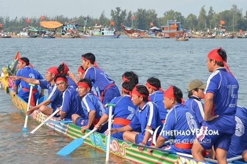 Các hội đua thuyền cho nam